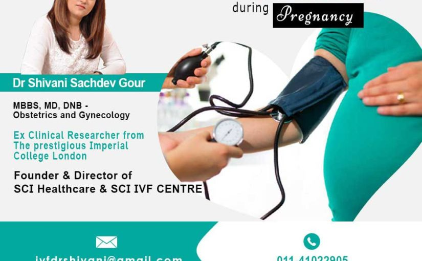 Types of High Blood Pressure during Pregnancy